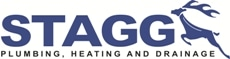 Stagg plumbing heating drainage logo