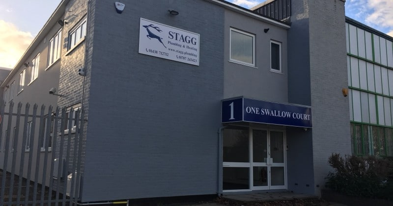 stagg plumbing office