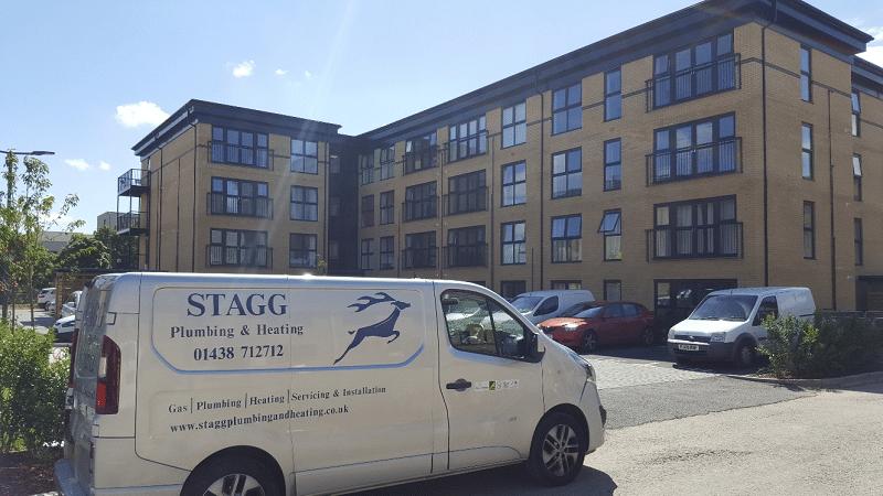 Stevenage Block D