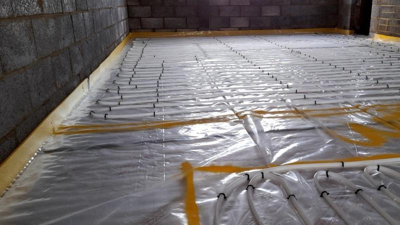 Commercial Potters Bar Underfloor Heating